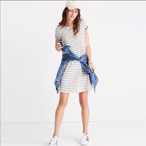 Madewell Striped Retreat Dress